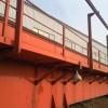供应二手50吨跨度35米L型龙门吊一台