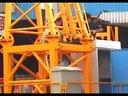 南海高达塔式起重机、塔吊安装视频 Tower crane Installing Instructio (294播放)