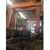 现货供应100吨龙门吊两台,跨度12.3米